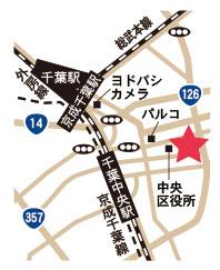 千葉美MAP