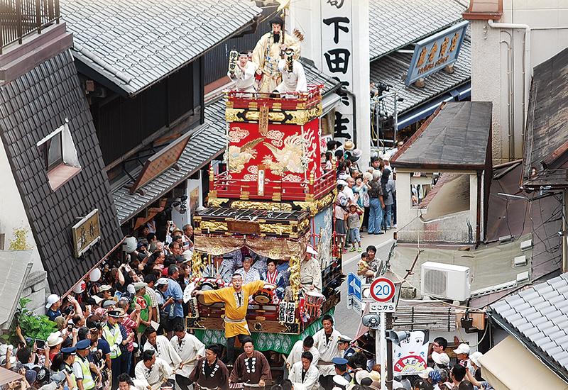 【成田市】成田祇園祭
