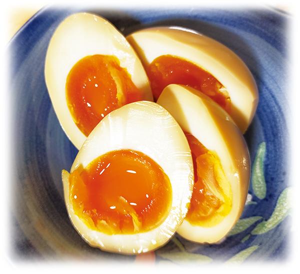 とろとろ煮卵を極める